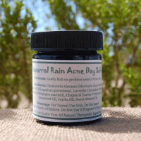 1.7 OZ. Acne Day Salve infused with Blend #2