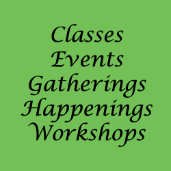 Shiflet House Classes and Events